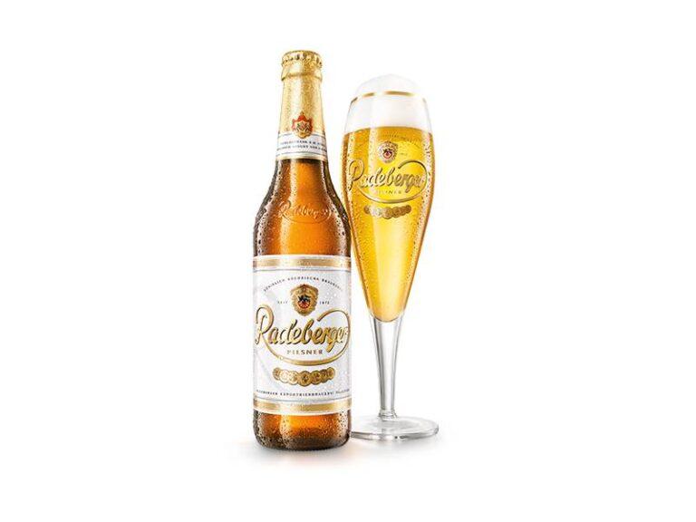 Německý Radeberger má novou basu na pivo