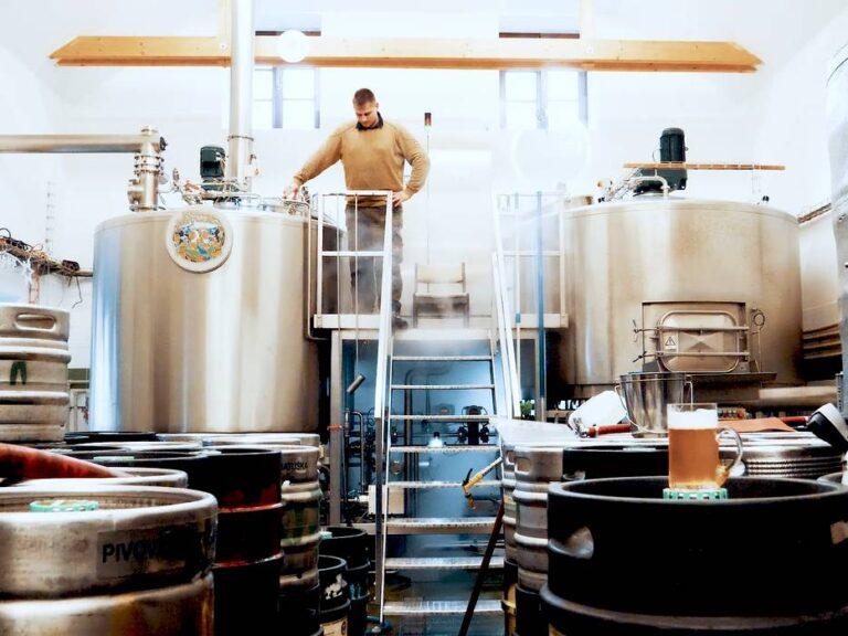 Sládci od Matušky: Je jedno v čem se pivo prodává