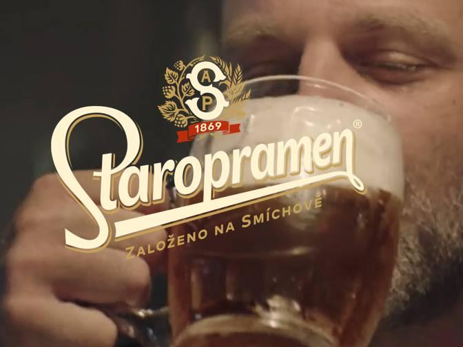 Pražský Staropramen zvýšil tržby o 3,4 procenta
