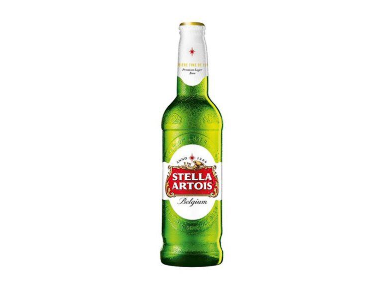 Stella Artois uvede na trh novou lahev výraznou kampaní