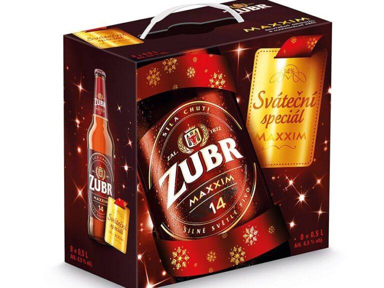 Pivovar Zubr oslaví otevření restaurací speciálem Maxxim