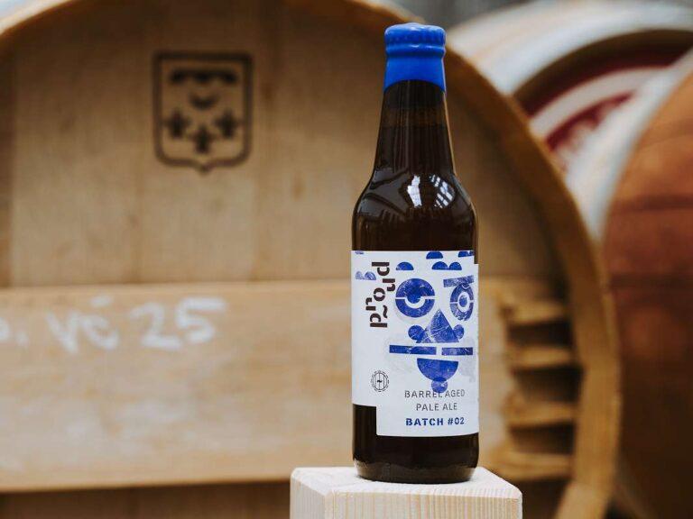 Čtyři nové speciály z pivovaru Proud