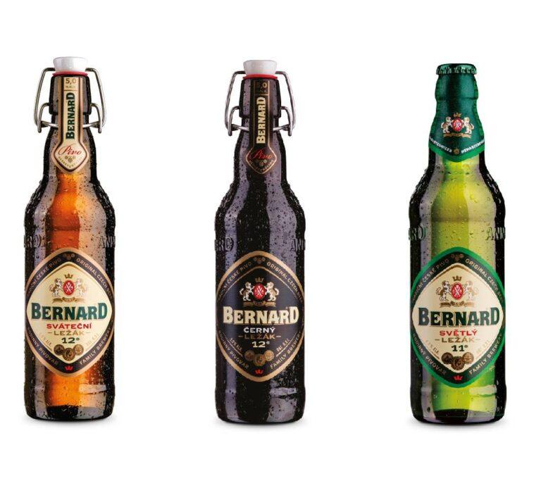 Bernard získal tři zlaté medaile v Německu